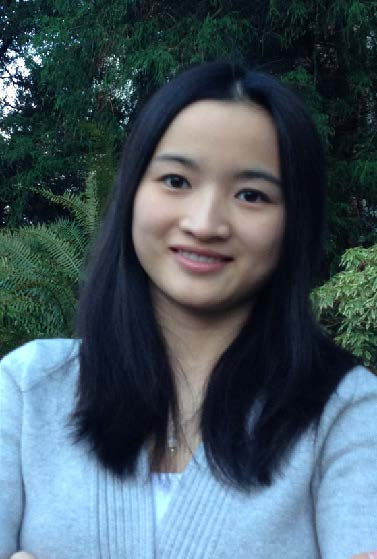 New Staff Member – Yin Jiang